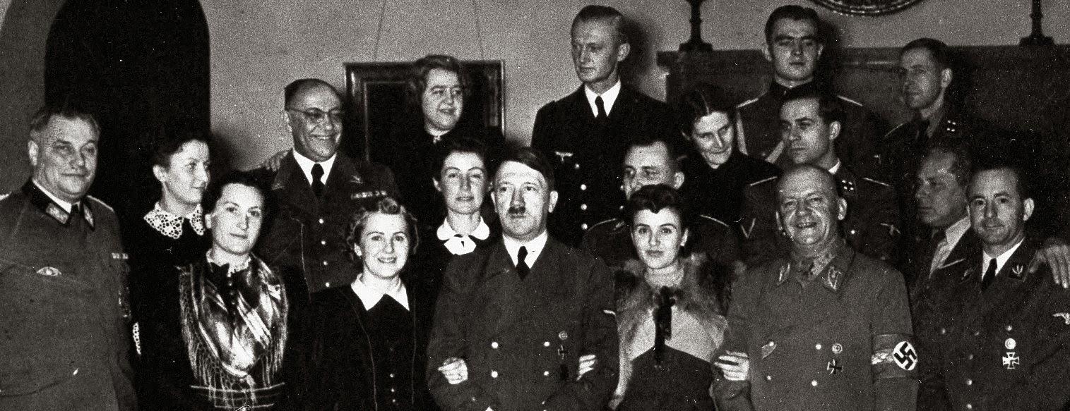 Citaten Hitler Sebenarnya : Nazi jerman foto wilhelm brückner