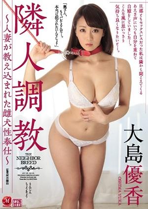 Neighbor Torture Female Dog Of Service Married Woman Has Been Taught Yuka Oshima [JUY-140 Yuka Oshima]