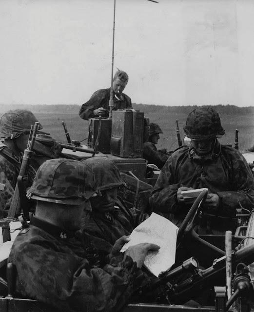 Waffen-SS on the Eastern Front, 25 August 1941 worldwartwo.filminspector.com
