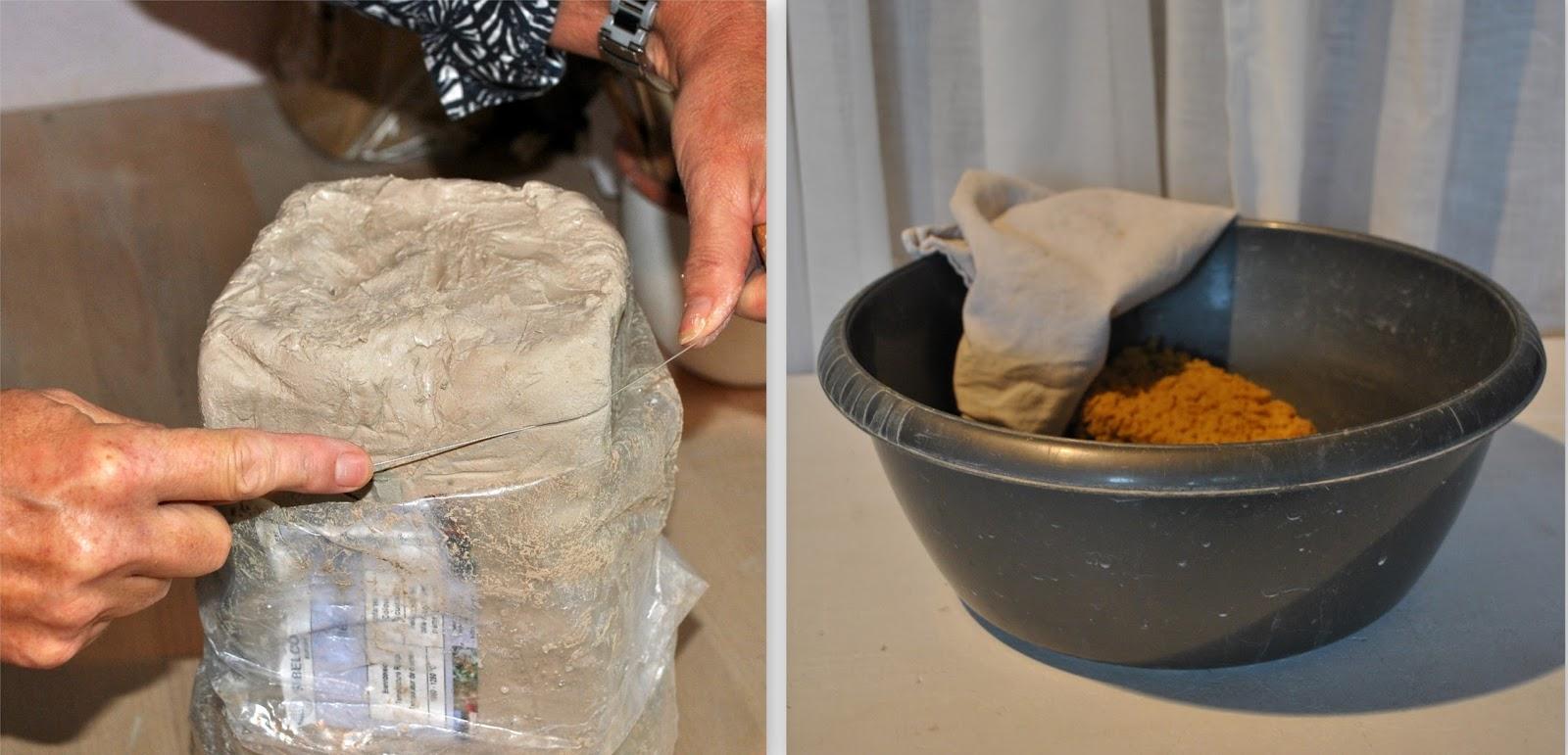 Gartendeko blog keramik pfel modellieren - Knetbeton anleitung ...
