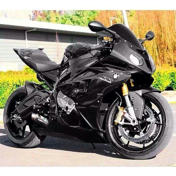 Bmw Super Bike 1000 Rr Black Edition