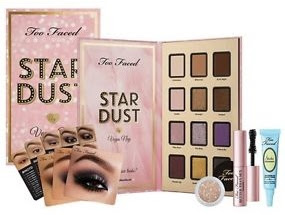 Too Faced's Stardust by Vegas Nay and Barbie's Beauty Bits