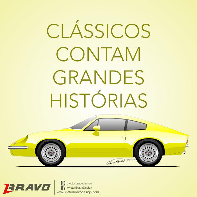 Imagem da promoção Clássicos Contam Grandes Histórias com o Puma GTE
