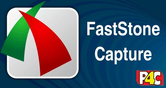 تحميل برنامج تصوير سطح المكتب صور و فيديو FastStone Capture 8.7 فاست ستون كابتشر