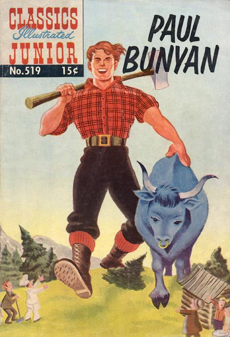 Paul Bunyan, An American Folk Tale