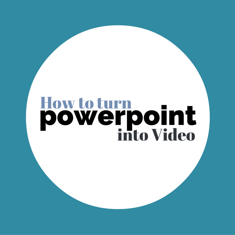 how to turn pdf into powerpoint