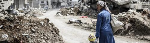 """En """"La revolución imposible"""", Yassin Al-Haj Saleh contextualiza la tragedia siria"""