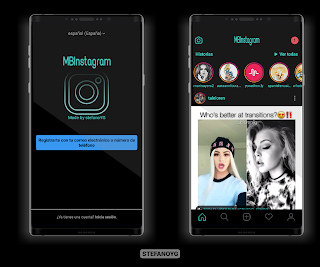 MBInstagram v1.40 Black + Lite Edition by StefanoYG [ Latest Version ]