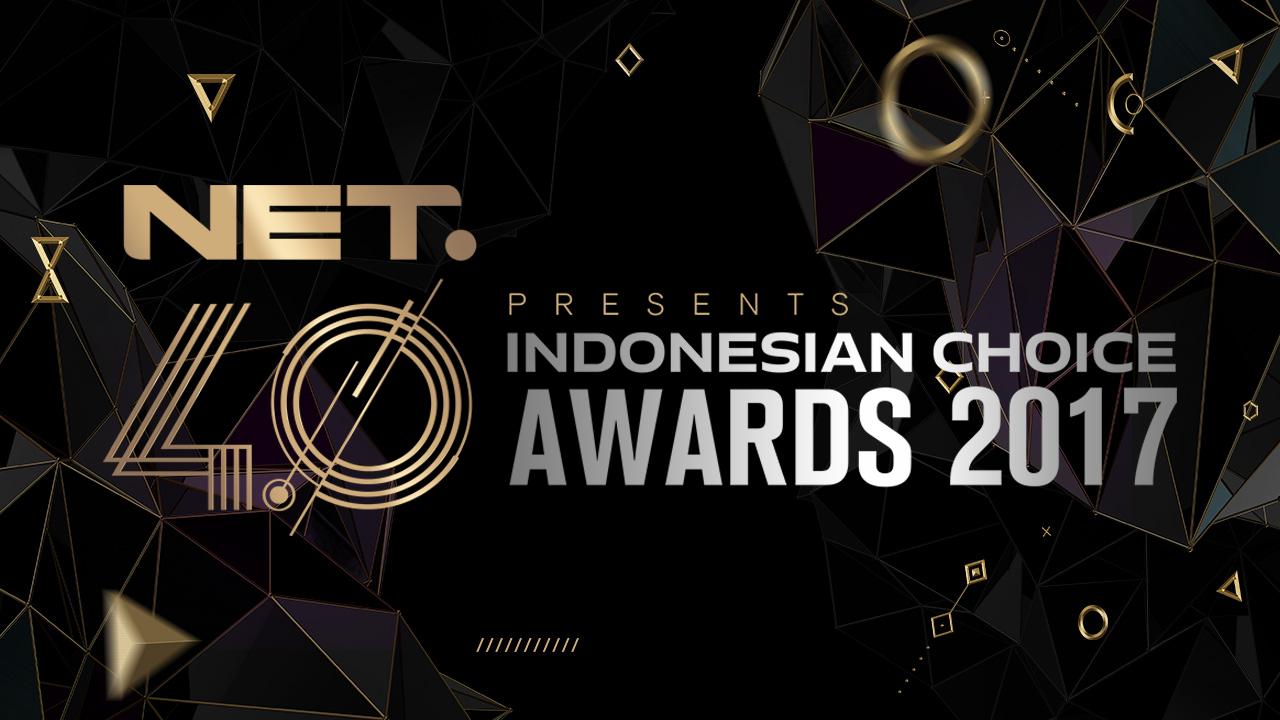 NET 4.0 Indonesian Choice Awards 2017 Dimeriahkan Oleh Jonas Blue dan Robin Thicke