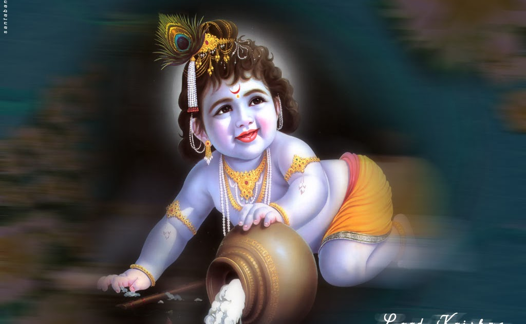 Cute Baby Animals Wallpapers Free Download Cute Child Lord Krishna Images Amp Wallpapers