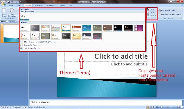 3 Cara untuk Membuat Presentasi Menggunakan PowerPoint