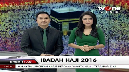 Frekuensi siaran TV One di satelit ChinaSat 11 Terbaru