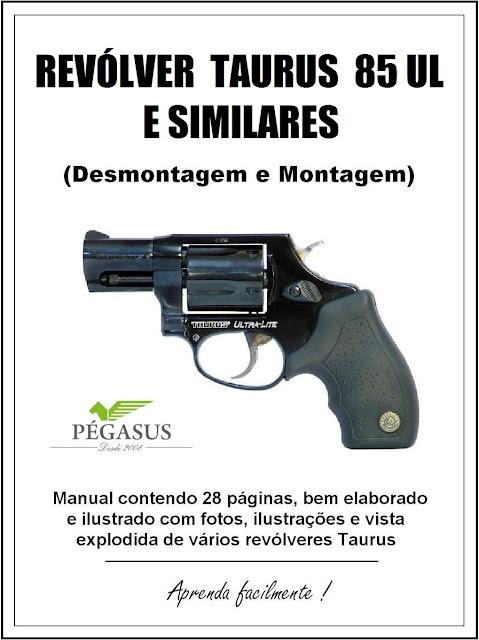 Sala de Armas: REVOLVER TAURUS 85 TI - CAL  38 SPL (TITANIUM)