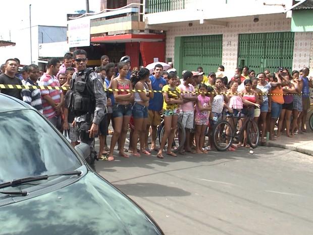 INSEGURANÇA: Pai é morto e filha de quatro anos é ferida por tiros no Maranhão