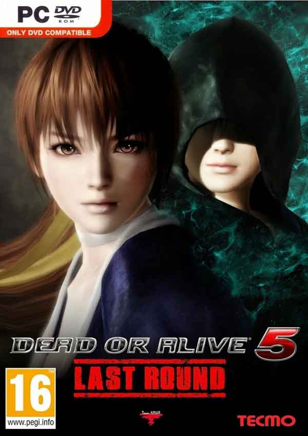 Dead or Alive 5 Last Round Download Cover Free Game