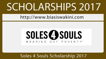 Souls 4 Souls Scholarship 2017