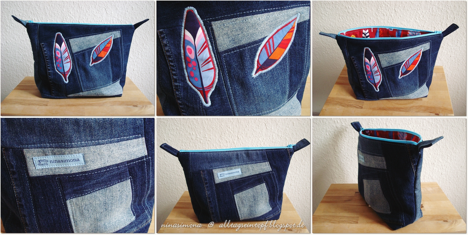 upcycling ideen jeans