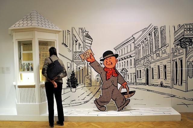 Teraz komiks! - wystawa w Muzeum Narodowym w Krakowie