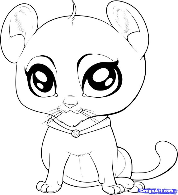 Animals Colouring Pages Online Free Coloring Pages Jungle Animals Baby Baby  Animal Coloring Page