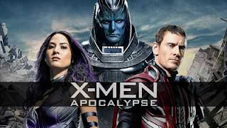 X-Men Apocalypse 2016 Hindi Dubbed Dual Audio Movie Download 480p