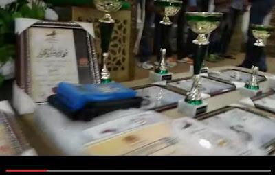 فيديو حفل جمعية الوفاق الرياضية لموسم 2016
