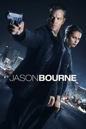 Poster Jason Bourne 2016