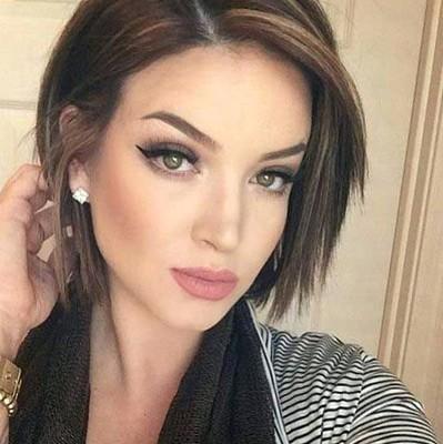 model rambut perempuan 2018 pendek