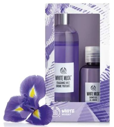 Dúo White Musk de The Body Shop