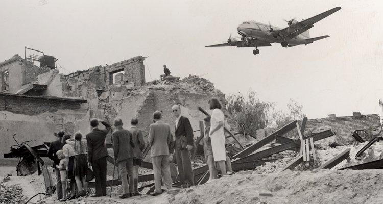 Blokade Berlin oleh Uni Soviet 1948