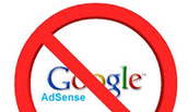 Grounds for refusal of Google Adsense to your request