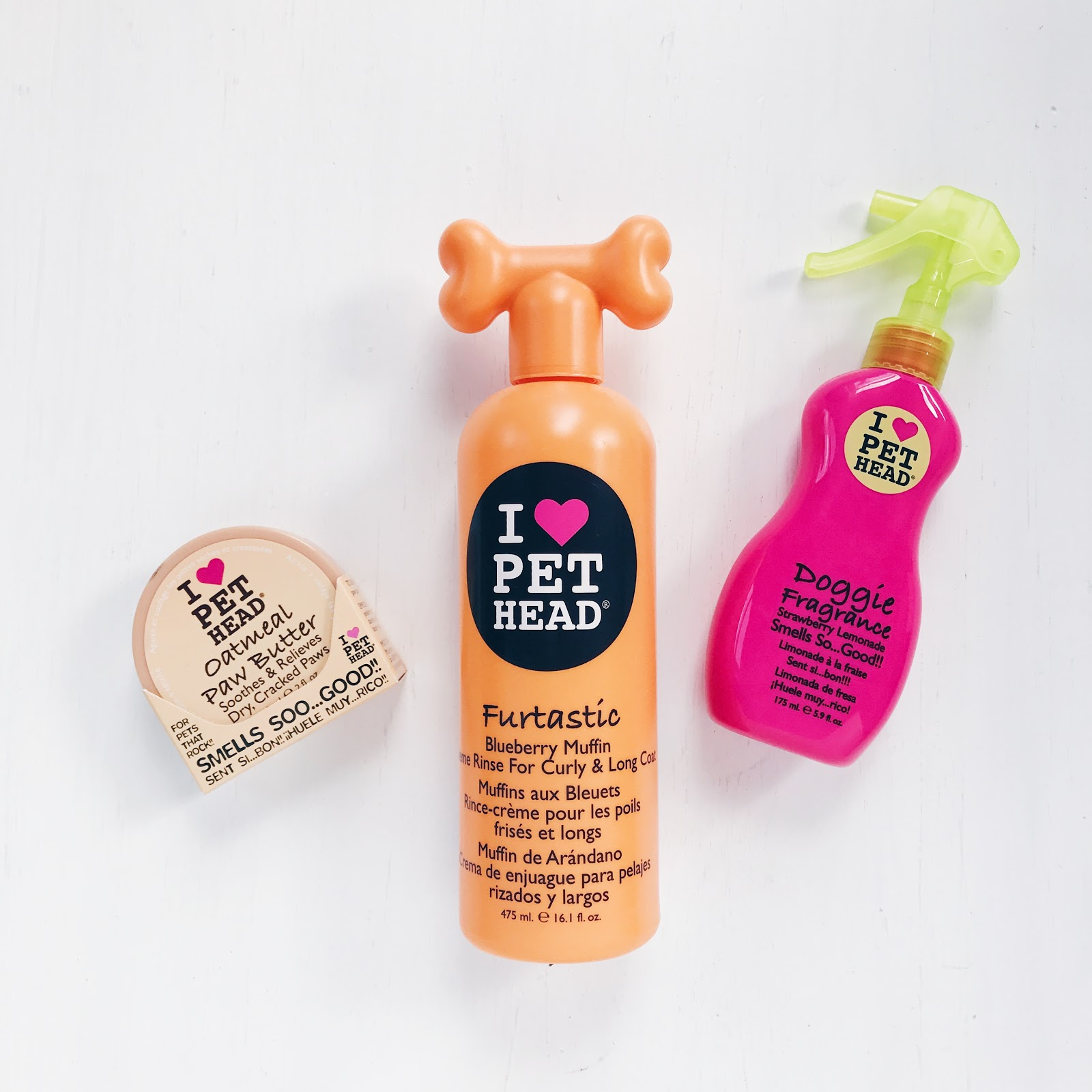 pet head dog grooming products