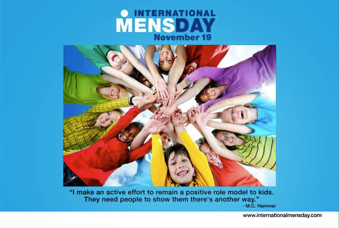 international men's day - HD 1165×786