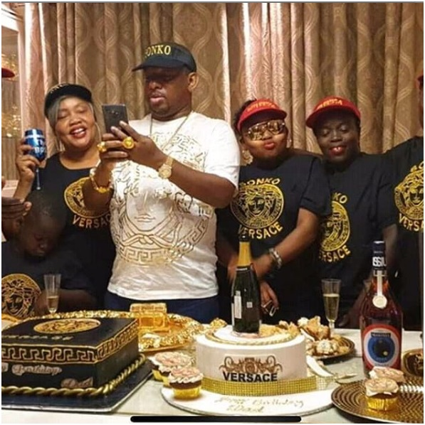 1 - Money is good! See PHOTOs from Governor SONKO's lavish birthday party, flashy life was displayed everywhere.