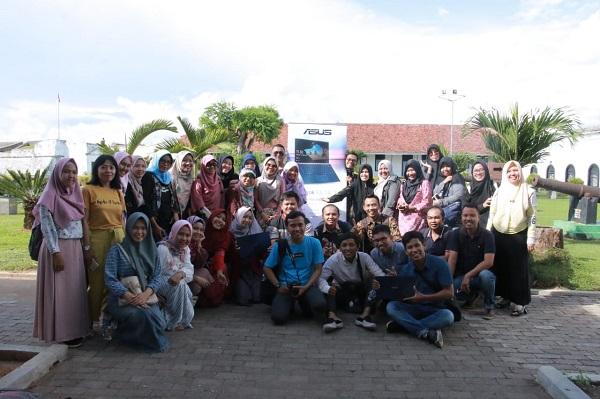 zenbook blogger gathering bengkulu