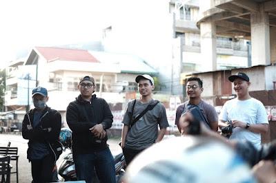 Hunting Foto Makassar Sepi Pasca Lebaran 2018