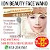ION Beauty Face Wand - Face Whitening Skin Detox & Deep Cleanser |  Kedai Online Paling Murah