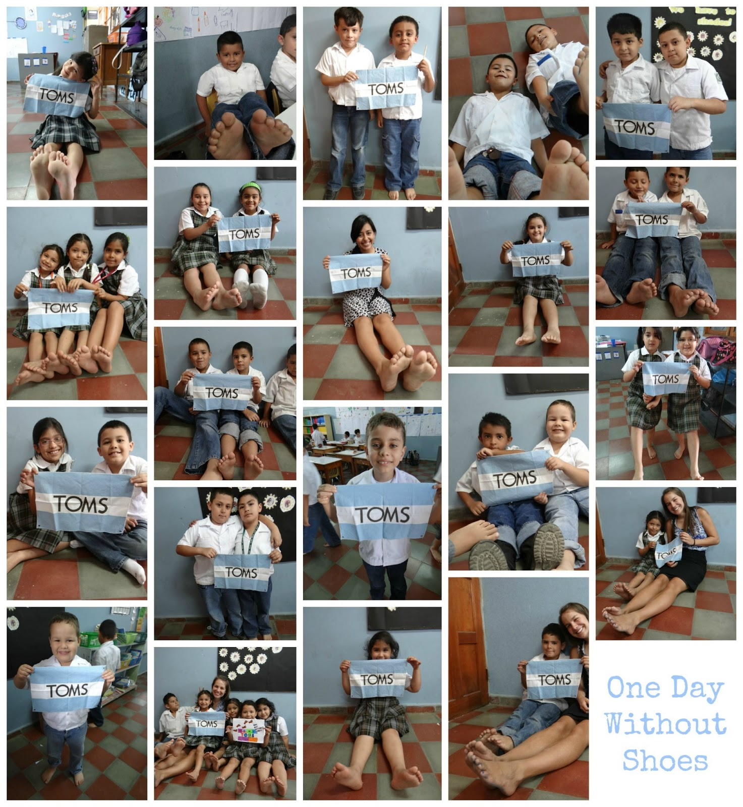 913254e41bf The Love All Around Me  One Day Without Shoes-- 2013 Edition