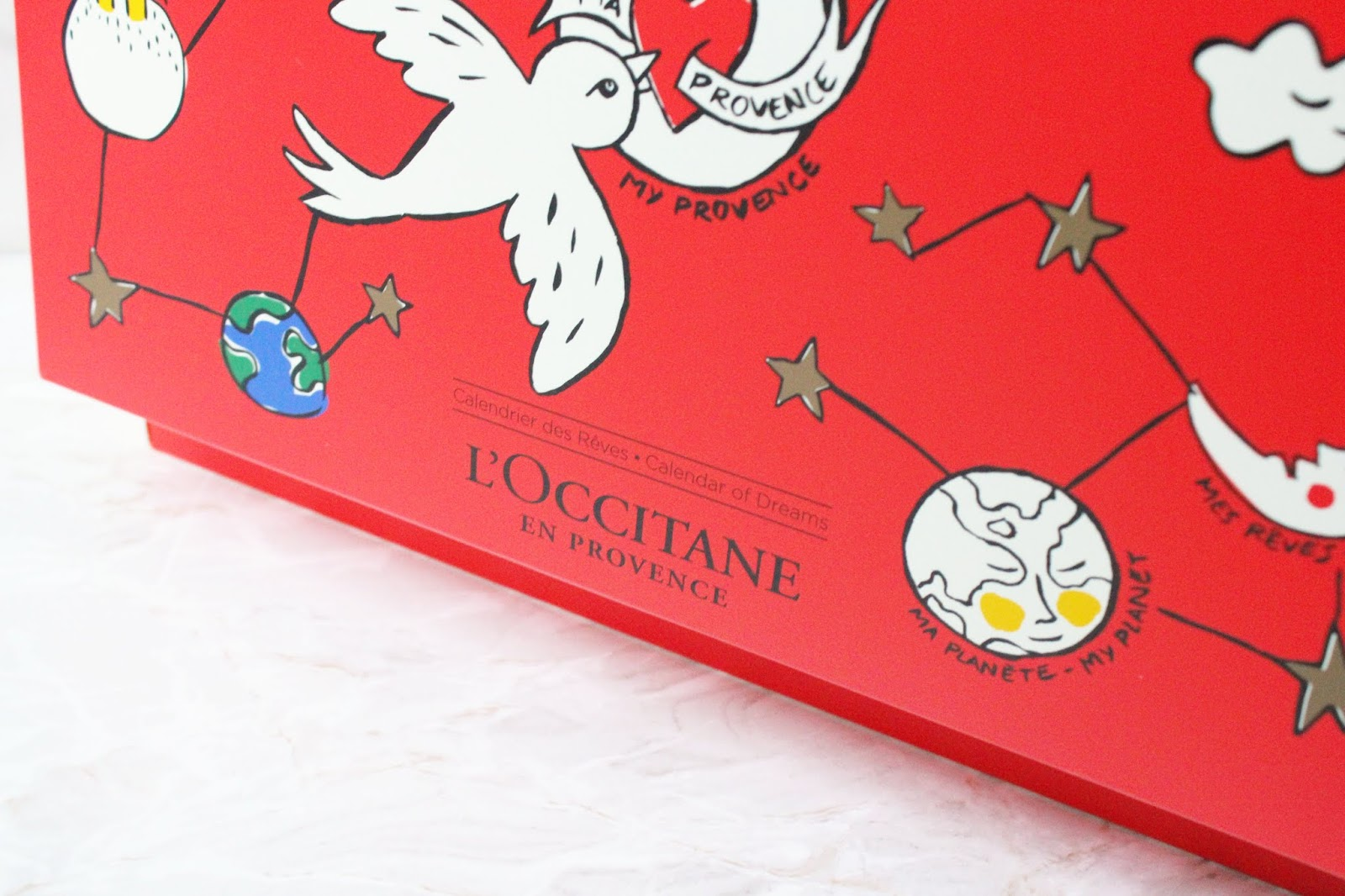 L'Occitane Classic Beauty Advent Calendar 2018
