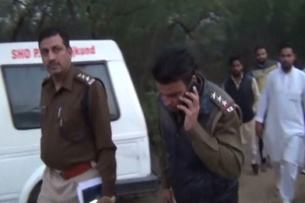 Youth-arrested-for-girl-murder-by-faridabad-police