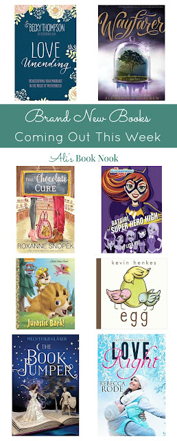 New books Published the week of January 3, 2017 Books for all different ages