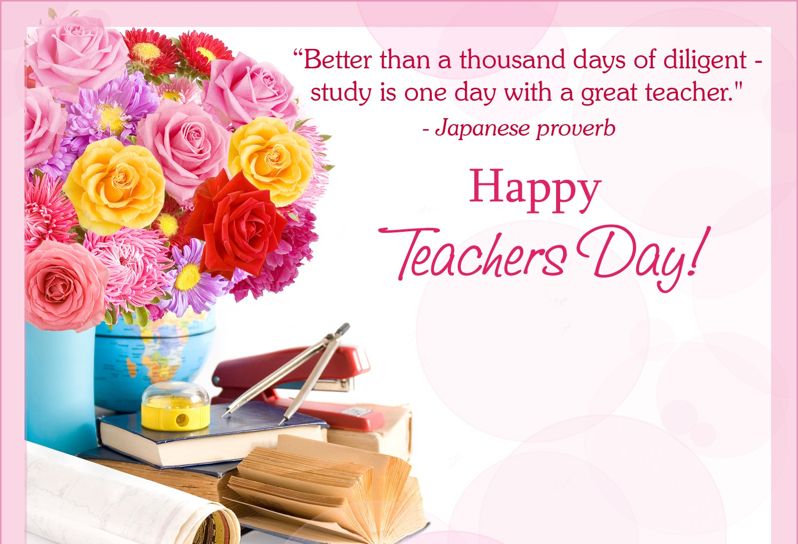 Happy Teachers Day Quotes Images And Wishes 2016 Sms Jokes Happy Teachers Day  Card Design