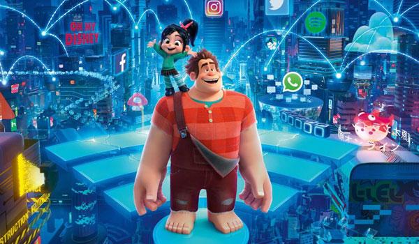 WiFi Ralph: Quebrando a Internet  - filme