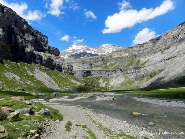 Parque Nacional de Ordesa y Monte Perdido, Pirineo Aragonés