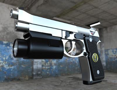 MMX92 9MM Pistol