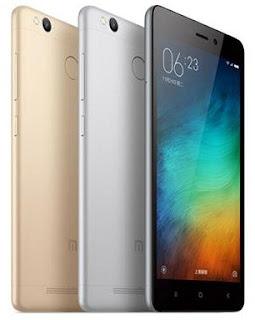Xiaomi Redmi 3 Prime