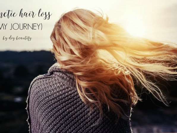 Women's Hair Loss (My Journey)