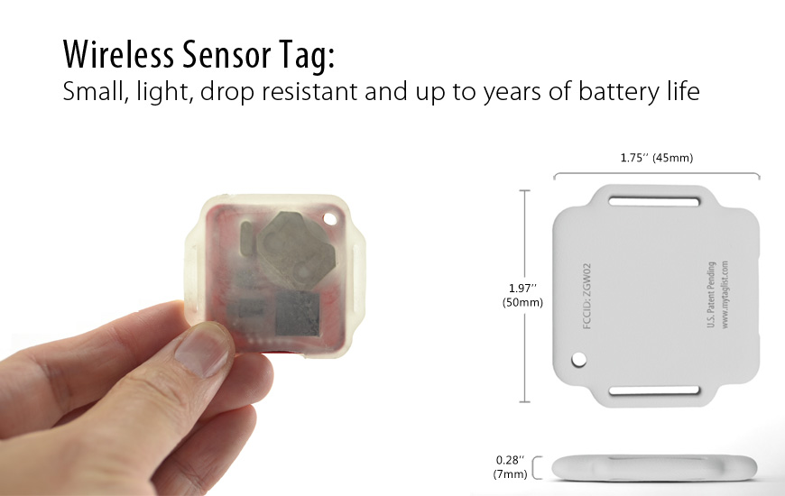 The Daily ACK: Teardown of Wireless Sensor Tags
