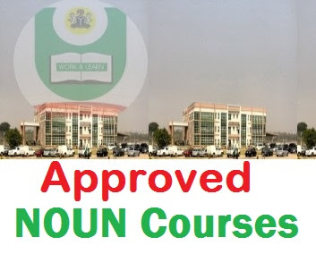 NOUN Programmes | Available Courses for Undergraduates & Postgraduates