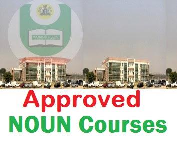 NOUN Programmes | Available Courses for Undergraduates & Postgraduates