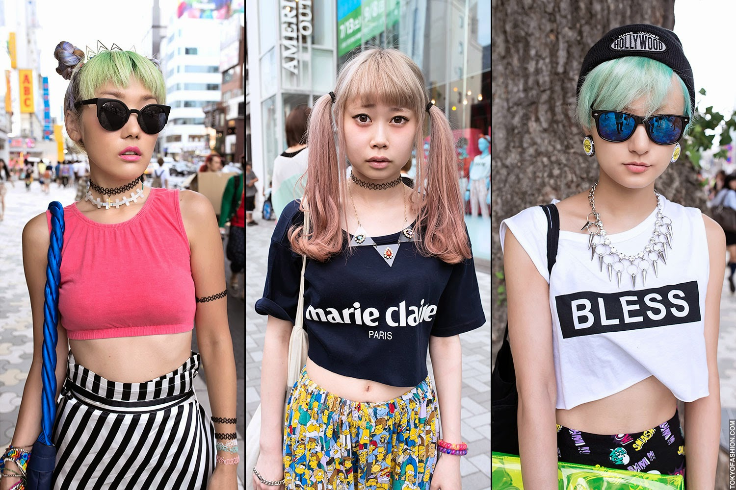 This Japanese Teen Look 53